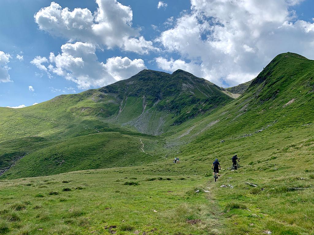 eMTB Uphill