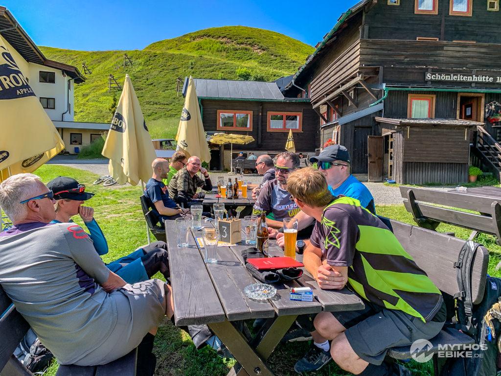 Schönleitenhütte eBike Camp