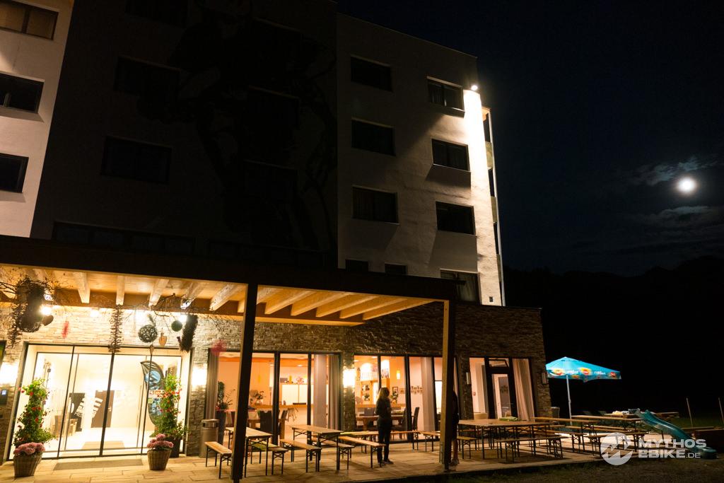 Abendstimmung Buchegg Resort