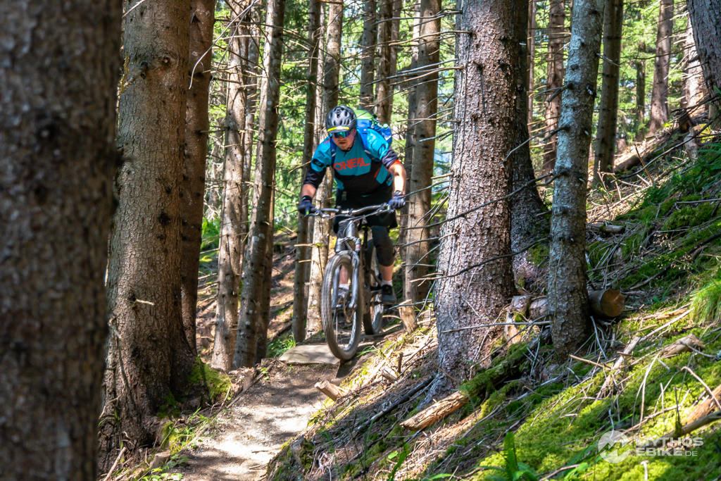 Schwarzleo-Trail eMTB