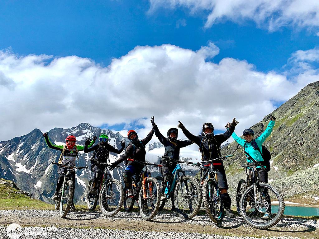 Mountainbike Sölden