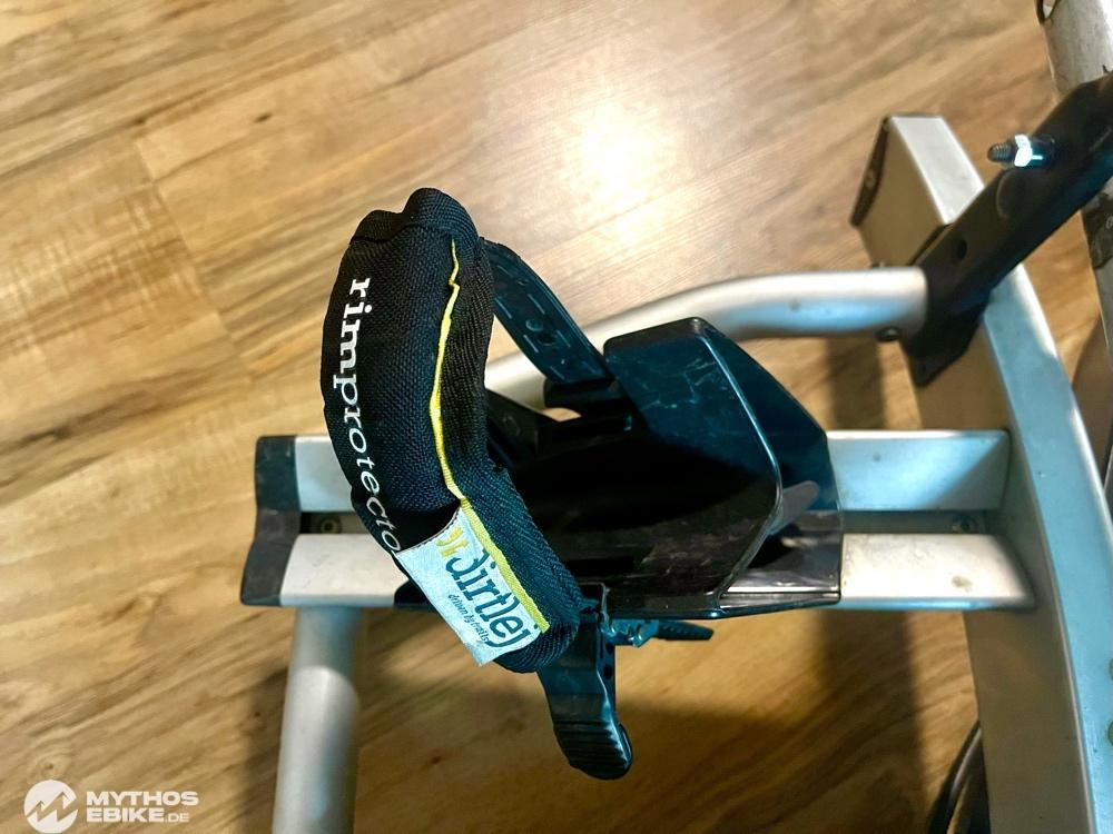 E-Bike Felgenschutz Transport