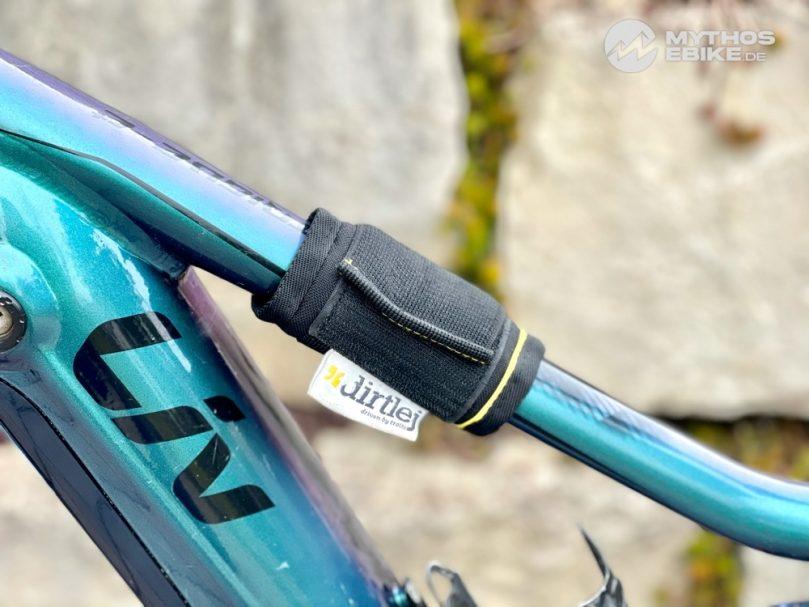 E-Bike Anhängerträger – Schutz