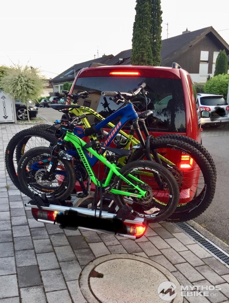 Bike Transport Anhängerträger