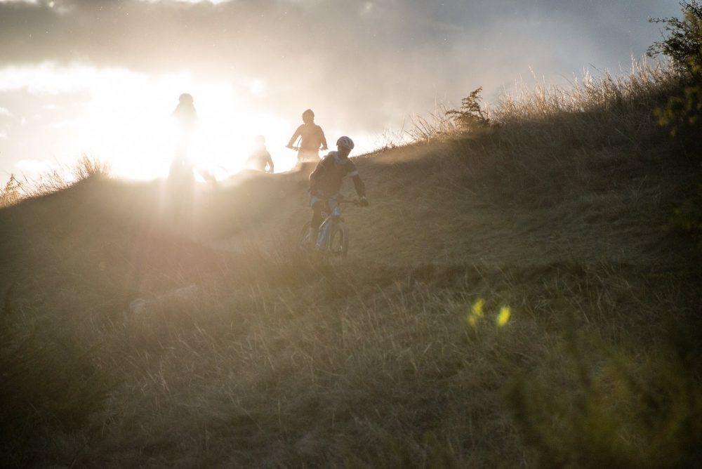 eMTB Sunsetride Latsch