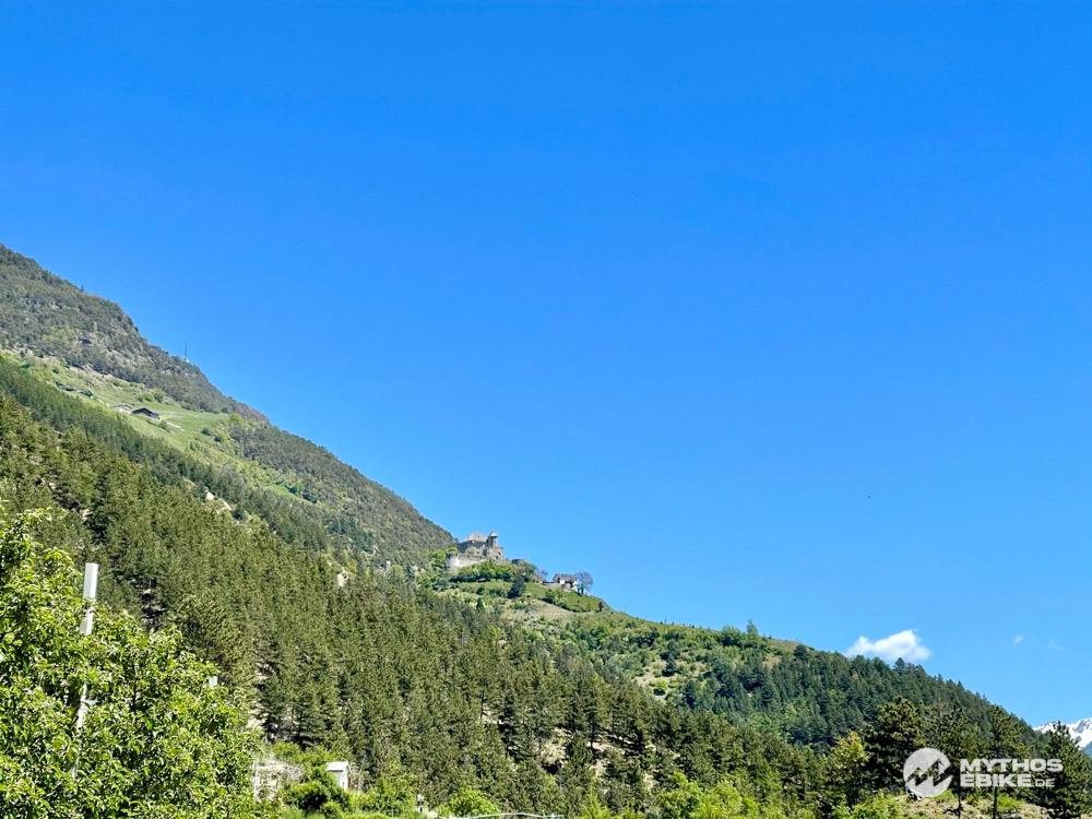 Schloss Annaberg Uphill Range Extender Test