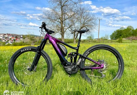 Energy Pak Plus Range Extender e-Bike