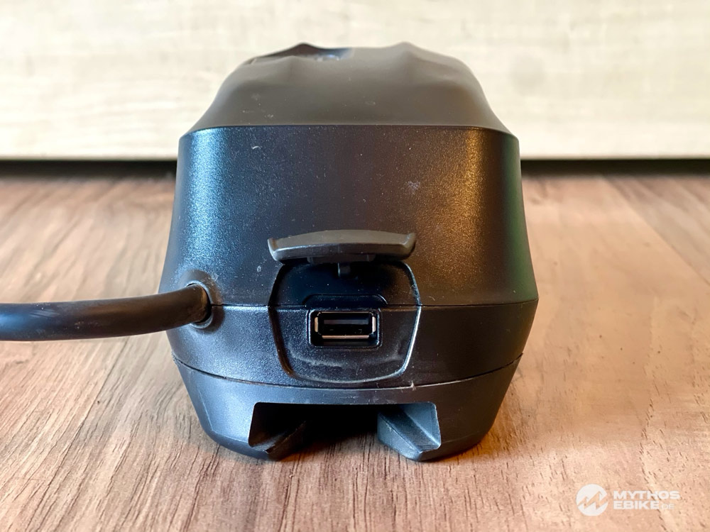 Energy Pak Plus Range Extender USB Anschluss